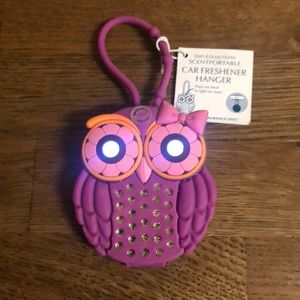 Bath & Body Works Owl Scentportable Hanger